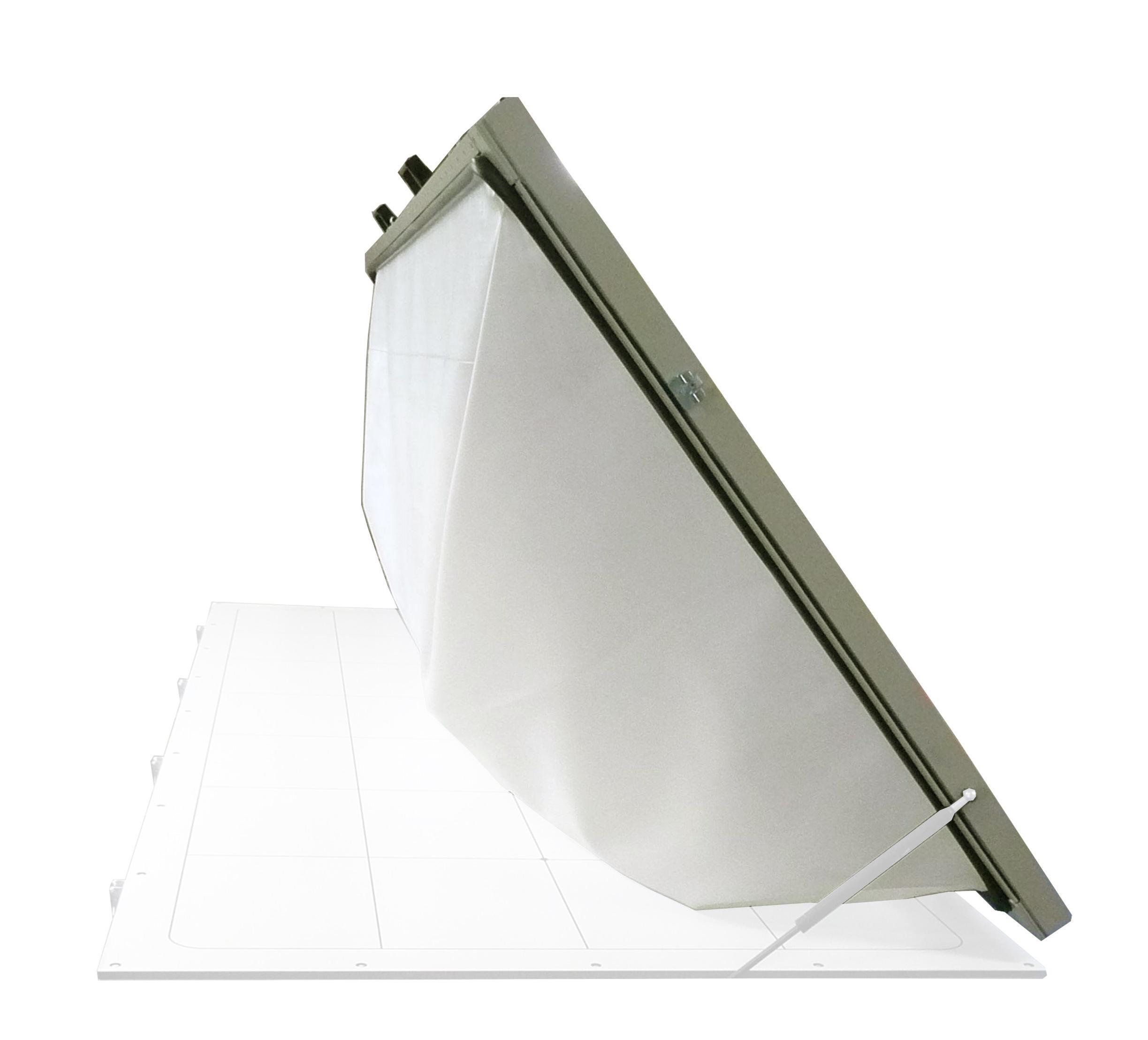 Rám s transparentní silikonovou membránou ADAMIK FS 50
