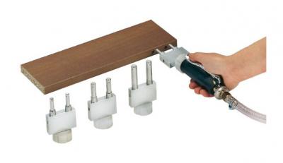 Tryska pro kolíkový spoj dvojitá, 8 x 25 mm, rozteč 32 mm