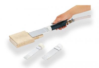 Tryska pro čepový spoj jednostranná, 40x100x6 mm