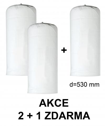 Filtr F530 pro odsávání ADAMIK MOBIL 200 a ACword FT 302, sada 3 ks