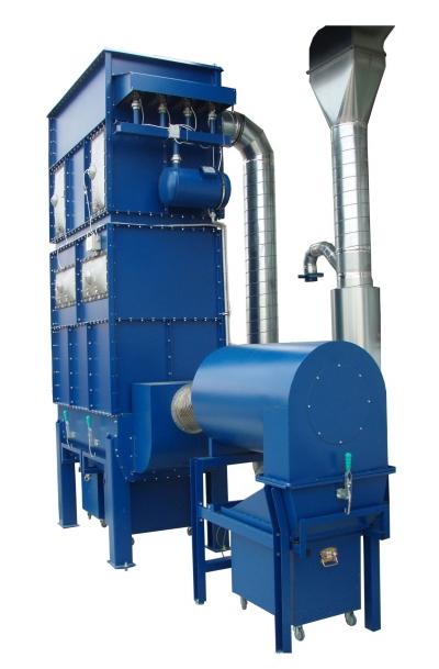 Odsavač prachu ADAMIK FP 160 7,5 kW