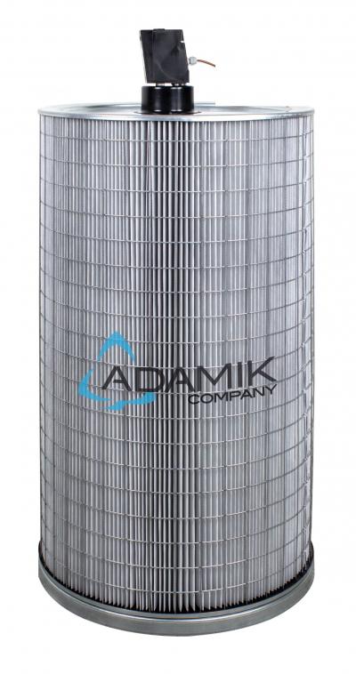 Filtr FPEAM-610-12 polyesterový antistatický s elektrickým čištěním k odsávání ADAMIK FT 402 - FT 616