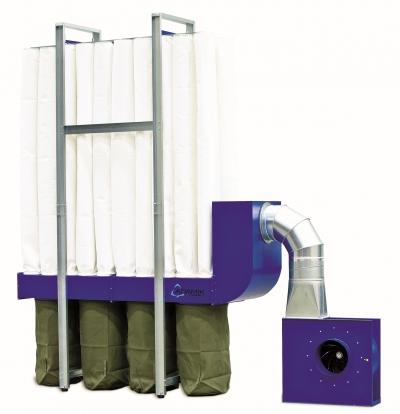 Odsavač pilin ADAMIK FT 650 SA 7,5 kW