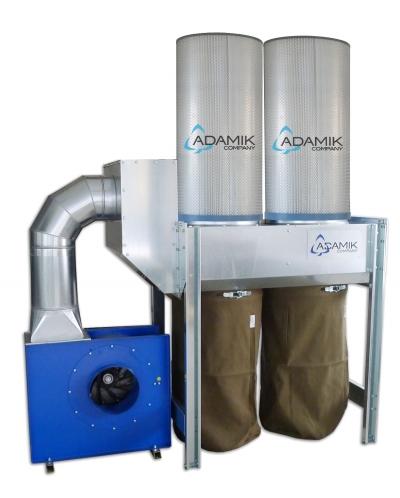 Odsavač prachu ADAMIK FT 616 PEA 3 kW