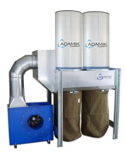 Odsavač pilin ADAMIK FT 616 PE 3 kW