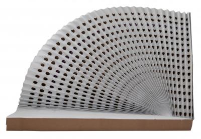 Filtr pro stříkací stěnu, papírový