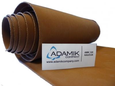 Kaučuková membrána ADAMIK AMK 3 100 x 1 560 x 2 mm