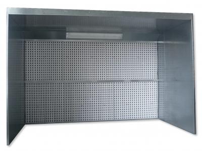 Stříkací stěna TECNODRY 2,5NB