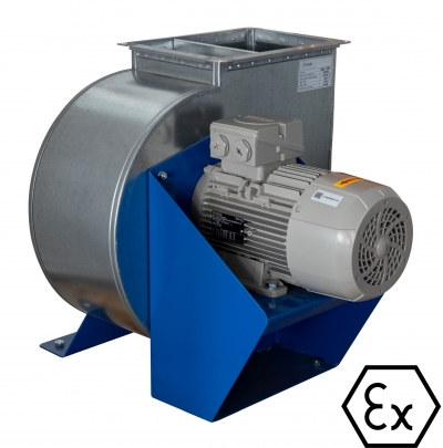 Ventilátor ke stříkací stěně ADAMIK VAN 535 Ex